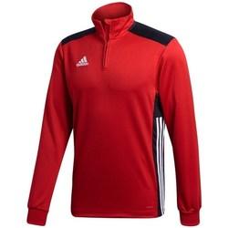 Textil Muži Teplákové bundy adidas Originals Regista 18 Training Červené
