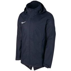 Textil Muži Parky Nike Academy 18 Rain Černé