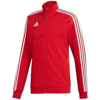 adidas Teplákové bundy Tiro 19 - Červená