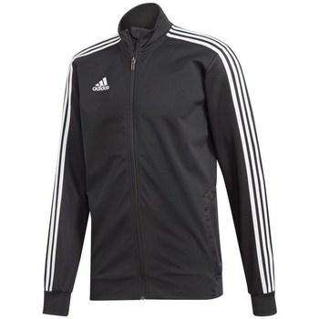 adidas Teplákové bundy Tiro 19 - Černá
