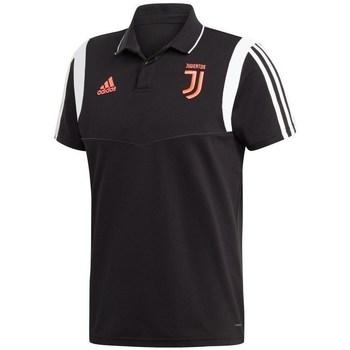 Textil Muži Polo s krátkými rukávy adidas Originals Juventus CO Černé