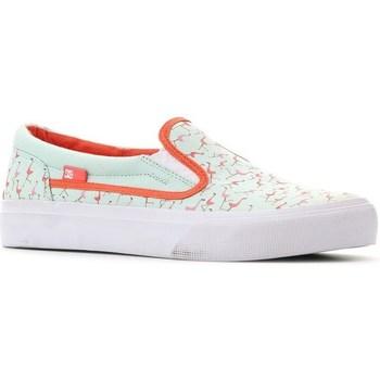 Boty Ženy Street boty DC Shoes Trase Slipon SP Bledě zelené