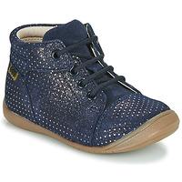 Boty Dívčí Kotníkové boty GBB OLSA Modrá
