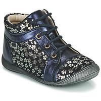 Boty Dívčí Kotníkové boty GBB OMANE Modrá