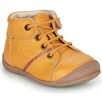 Boty Chlapecké Kotníkové boty GBB OULOU Žlutá