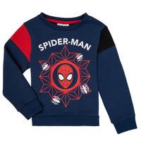 Textil Chlapecké Mikiny TEAM HEROES SPIDERMAN SWEAT Tmavě modrá