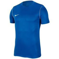 Textil Muži Trička s krátkým rukávem Nike Park 20 Modré
