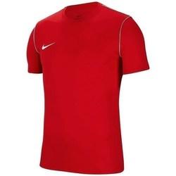 Textil Muži Trička s krátkým rukávem Nike Park 20 Červené
