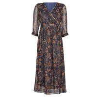 Textil Ženy Společenské šaty Vero Moda VMGLAMMY Tmavě modrá