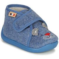 Boty Chlapecké Papuče GBB KEELIO Modrá