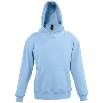 Textil Děti Mikiny Sols SLAM KIDS SPORT Azul