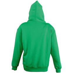 Textil Děti Mikiny Sols SLAM KIDS SPORT Verde
