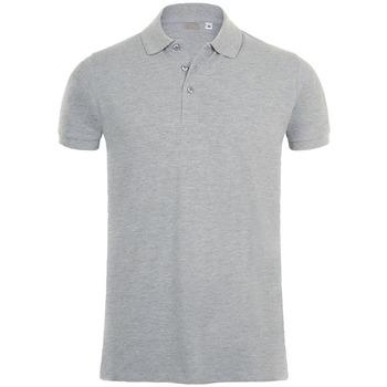Textil Muži Polo s krátkými rukávy Sols PHOENIX MEN SPORT Gris