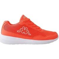 Boty Ženy Nízké tenisky Kappa Follow Oranžová
