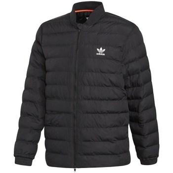 Textil Muži Prošívané bundy adidas Originals Sst Outdoor Černé
