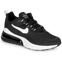 Boty Muži Nízké tenisky Nike AIR MAX 270 REACT Černá / Bílá