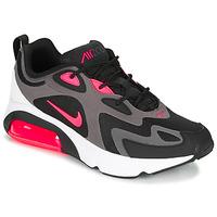 Boty Muži Nízké tenisky Nike AIR MAX 200 Černá / Růžová