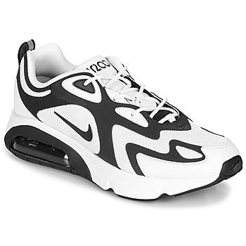 Boty Muži Nízké tenisky Nike AIR MAX 200 Bílá / Černá