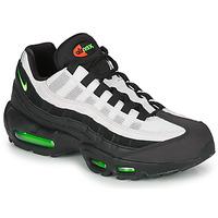 Boty Muži Nízké tenisky Nike AIR MAX 95 Černá / Bílá / Zelená