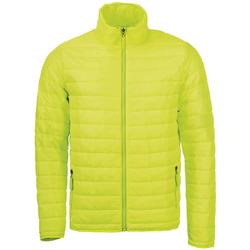 Textil Muži Prošívané bundy Sols RIDE WINTER MEN Verde