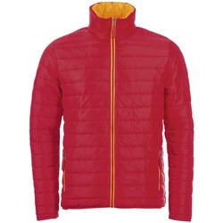 Textil Muži Prošívané bundy Sols RIDE WINTER MEN Rojo