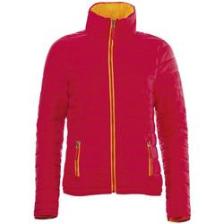 Textil Ženy Prošívané bundy Sols RIDE WINTER WOMEN Rojo
