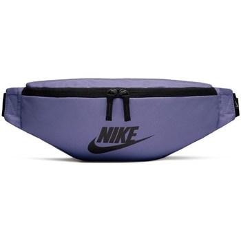 Taška Ženy Ledvinky Nike Heritage Fialové