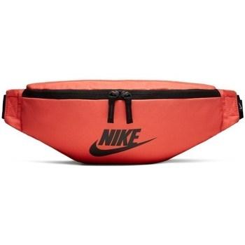 Taška Ženy Ledvinky Nike Heritage Oranžové