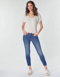 Textil Ženy Cargo trousers  Only ONLKENDELL Modrá