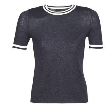 Textil Ženy Svetry Only ONLKAMILLA Tmavě modrá