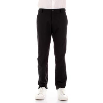 Textil Muži Oblekové kalhoty Selected 16051390 Černá