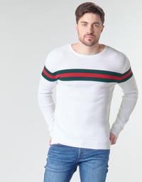 Textil Muži Svetry Casual Attitude MIRANDA Bílá