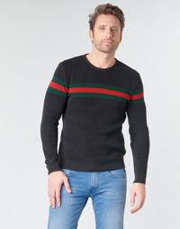 Textil Muži Svetry Casual Attitude BAOLI Černá