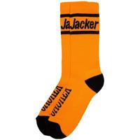 Textilní doplňky Muži Ponožky Jacker After logo socks Oranžová