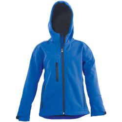 Textil Děti Fleecové bundy Sols REPLAY WINTER KIDS Azul