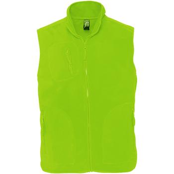 Textil Fleecové bundy Sols NORWAY POLAR Verde