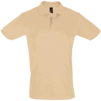 Textil Muži Polo s krátkými rukávy Sols PERFECT COLORS MEN Marrón