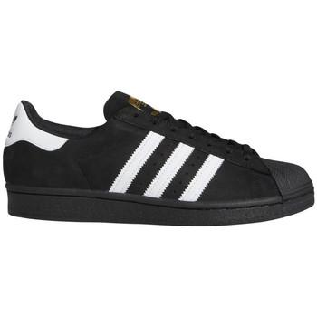 adidas Skejťácké boty Superstar adv - Černá