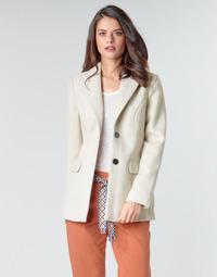 Textil Ženy Kabáty Vero Moda VMCALA Bílá