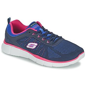 Boty Ženy Multifunkční sportovní obuv Skechers EQUALIZER Tmavě modrá