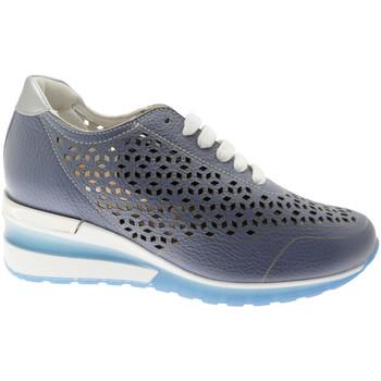 Boty Ženy Nízké tenisky Calzaturificio Loren CLORA1041bl blu
