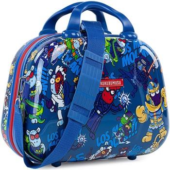 Taška Děti Chladící tašky Kukuxumusu BAD MIX 15 L Modré