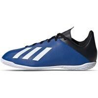 Boty Chlapecké Fotbal adidas Originals X 194 IN Černé, Tmavomodré