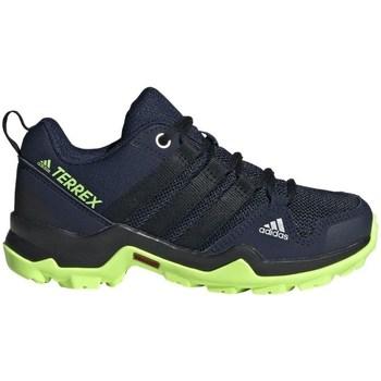 Boty Chlapecké Běžecké / Krosové boty adidas Originals Terrex AX2R K Černé, Tmavomodré