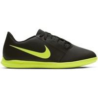 Boty Děti Fotbal Nike Phantom Venom Club IC JR Černé