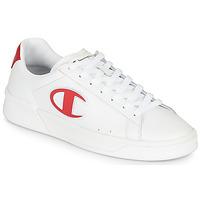 Boty Muži Nízké tenisky Champion M 979 LOW Bílá / Červená