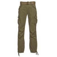 Textil Muži Cargo trousers  Schott BATTLE Khaki