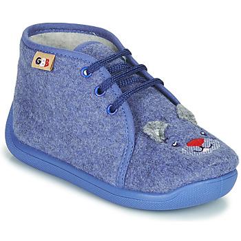 Boty Chlapecké Papuče GBB KYLAE Modrá