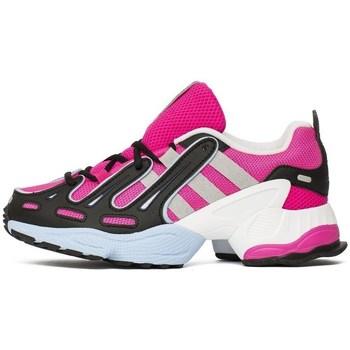 Boty Ženy Nízké tenisky adidas Originals Eqt Gazelle W Černé, Růžové