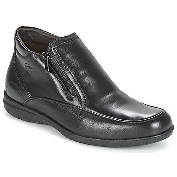 Boty Muži Kotníkové boty Fluchos LUCA Černá